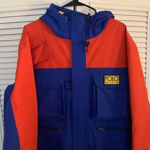 Brand New Polo Hi Tech Performance Jacket‼️